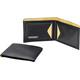Cocoon Wallet - Porte-monnaie - jaune/noir